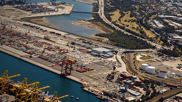 About NSW Ports