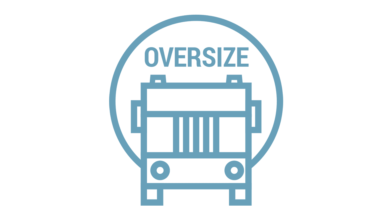 Oversize Vehicle Operation