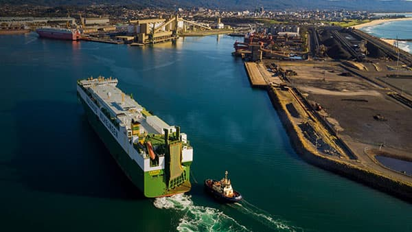Port Kembla Port of Growth