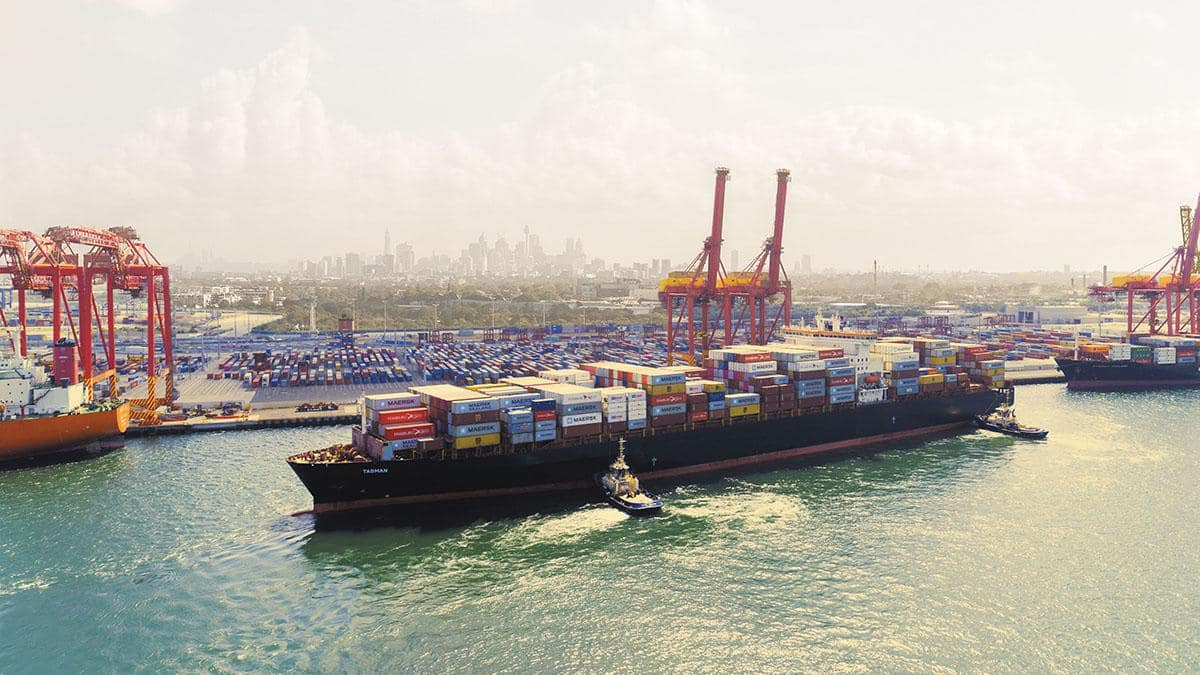 NSW Ports CEO Update
