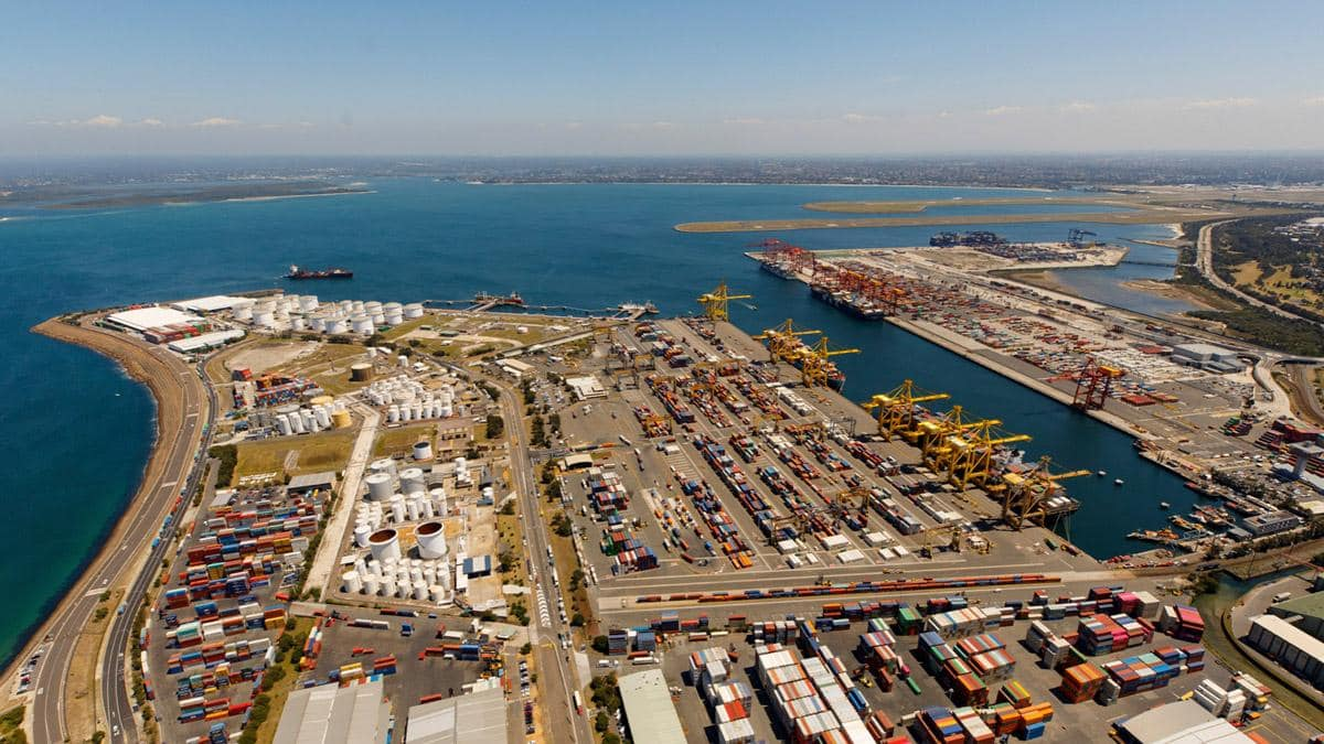 Noise investigation update - Port Botany